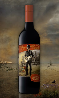 Ringmaster general wine bottle