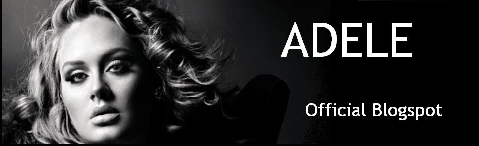 Adele Official Blogspot