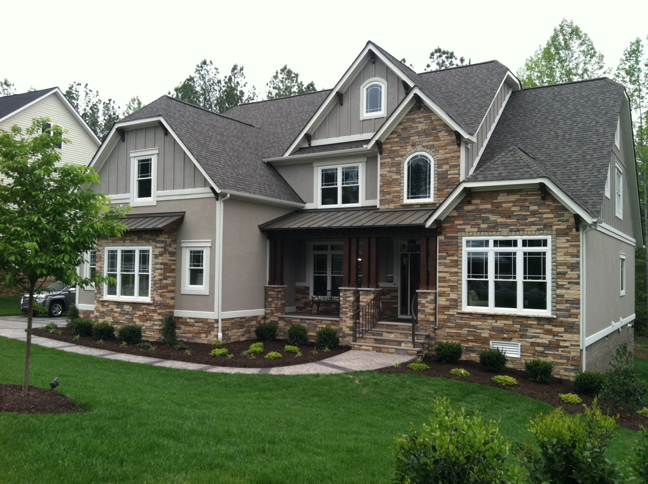 Modern Craftsman Style Homes 100 Contemporary Prairie Style House Plans 550 Best House