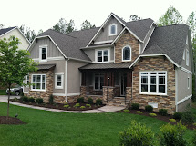 Craftsman Home Exterior Siding Ideas