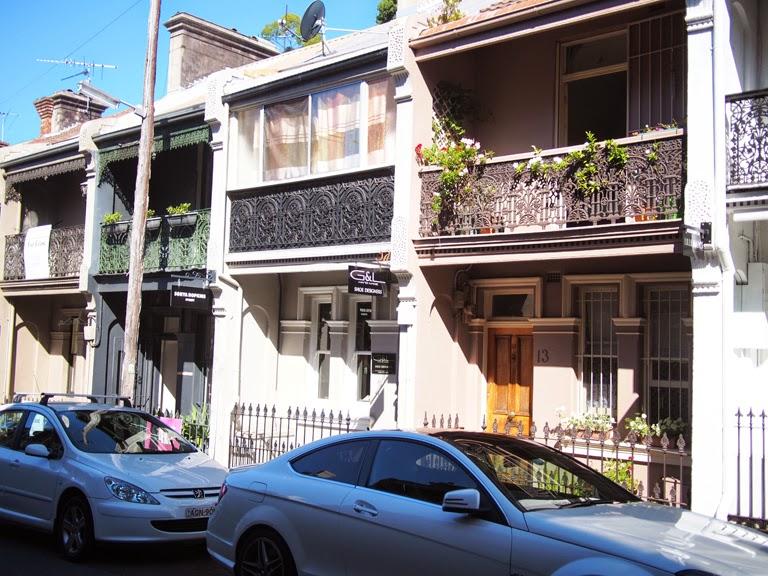 sydney cute streets