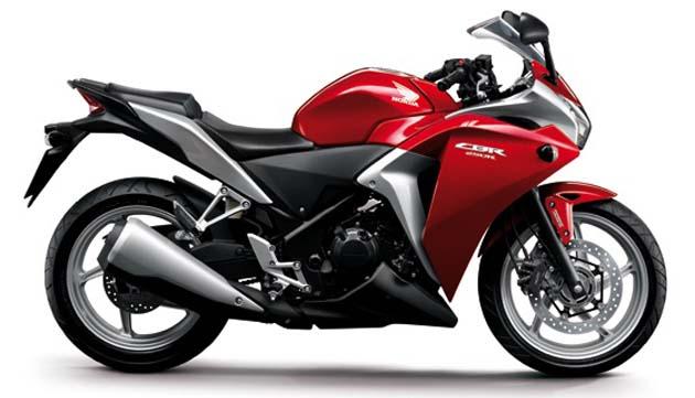 Honda CBR250R Price