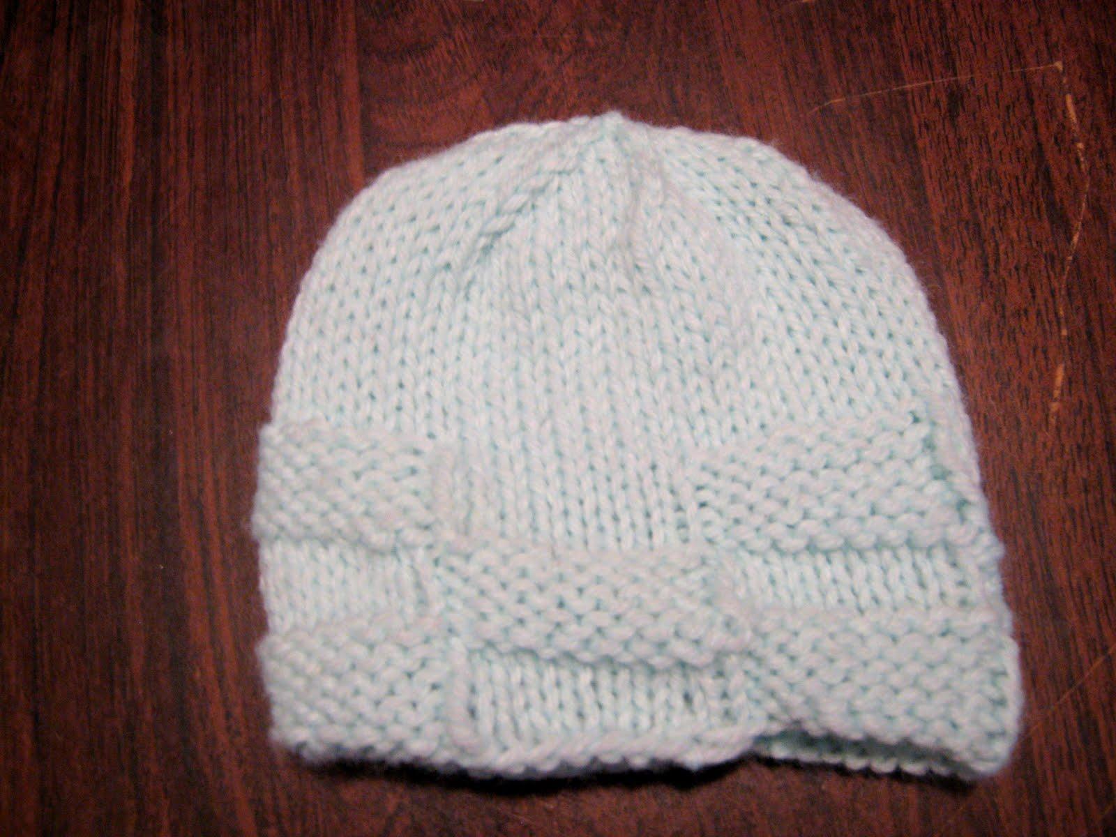 Basket Weave Baby Hat   Wanderlust: