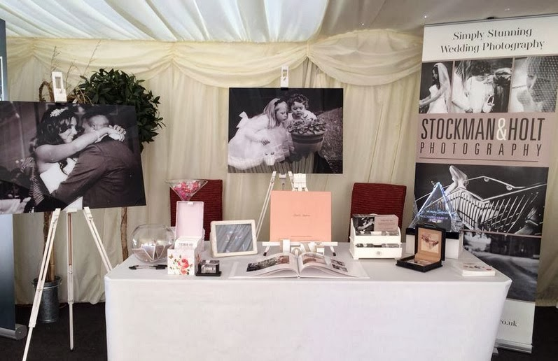 Stockman Holt Ba Hons Wedding Fair Pryros Hayes Golf Club