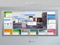 Nueva interfaz de Nimbus