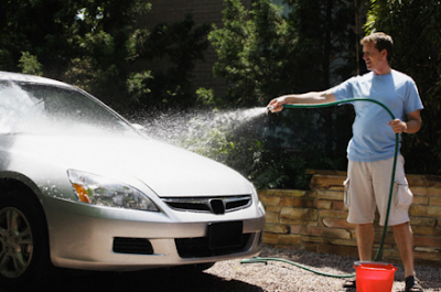 Consejos para lavar tu auto tu mismo