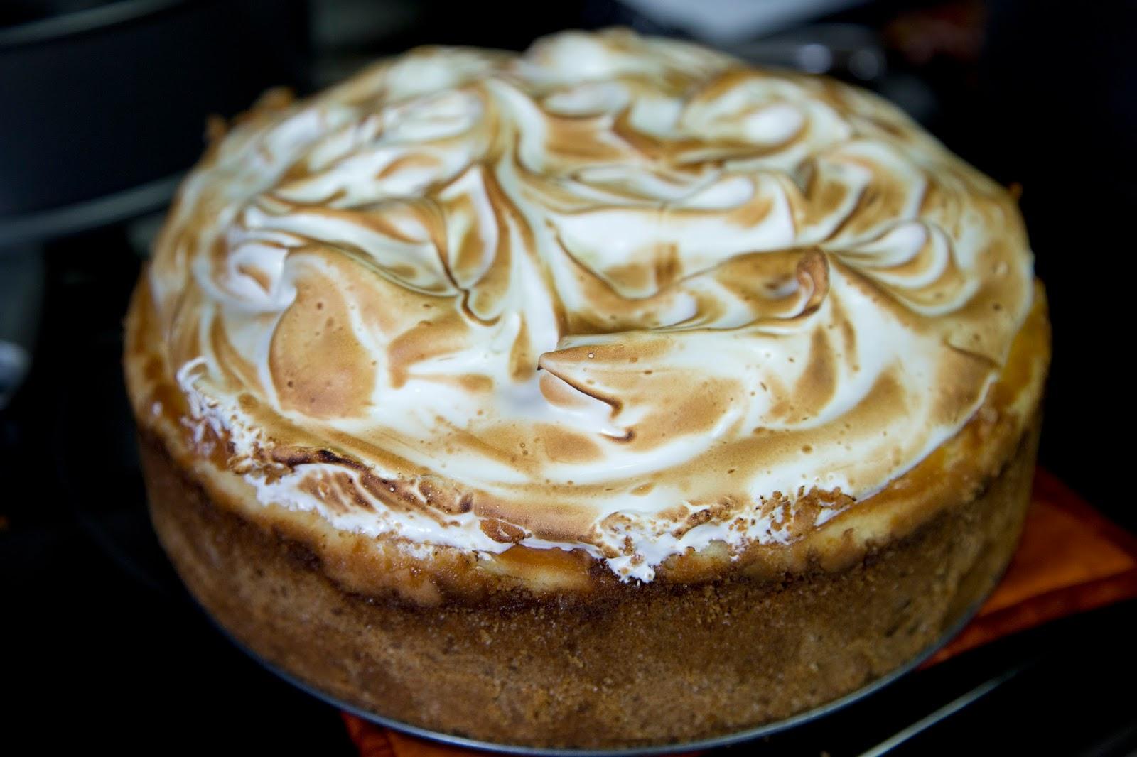 Nonesuch: Lemon Meringue Cheesecake