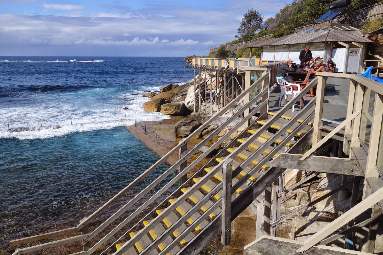 Swimming Pool Stories The Gentlemen Of Sydney 39 S Eastern Ocean Pools