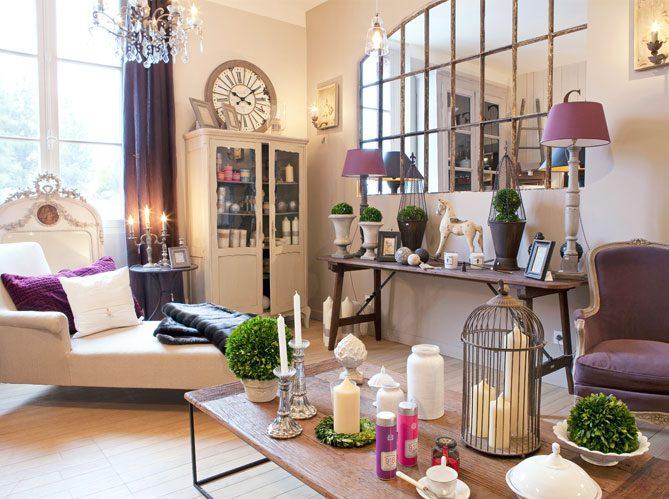 Favori Decoration Maison Campagne Chic. Stunning Lambris Bois Blanc U  PQ55
