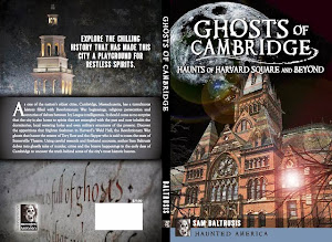 "Order ""Ghosts of Cambridge"" on Amazon"