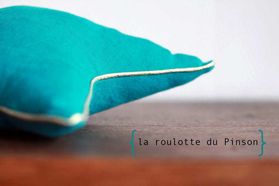 bidouill par lili du c t de l 39 atelier mon pinson bleu canard. Black Bedroom Furniture Sets. Home Design Ideas