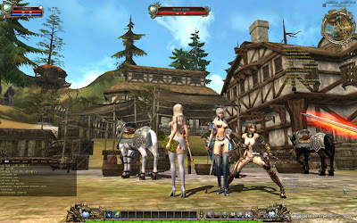 Online sex mmo
