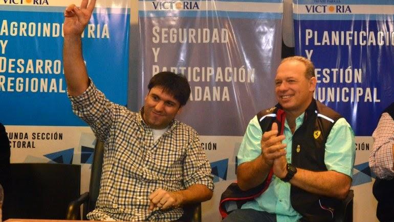 BERNI APOYA A BOSSIO PARA GOBERNADOR DE BUENOS AIRES