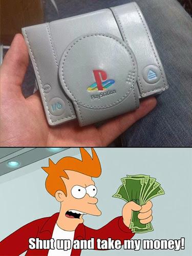 La billetera que todo Gamer debería tener