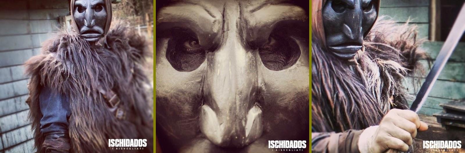 Ischidados - Mamuthone