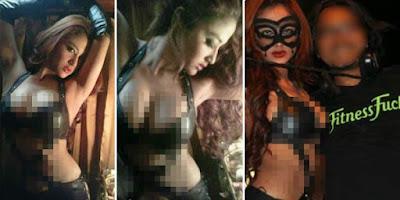 Gambar Foto Seksi Hot Syur Dewi Persik Panas di Twitter Terbaru