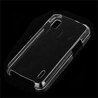 Slim Clear Crystal Case Cover for LG Mako Google Nexus 4 E960