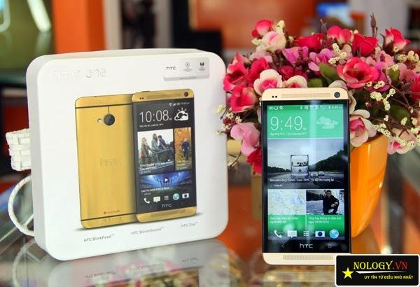 HTC One M7-điện thoại HTC One M7