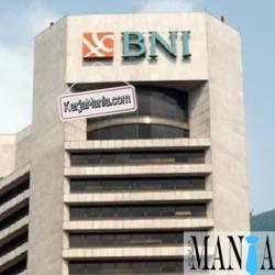 Lowongan Kerja PT Bank Negara Indonesia Tbk