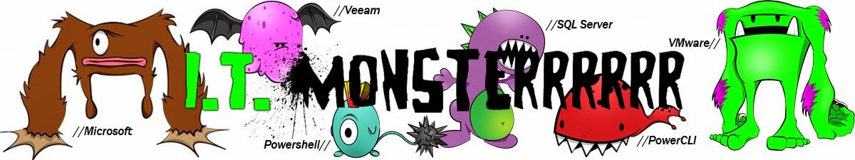I.T. Monsterrrrrr's Blog
