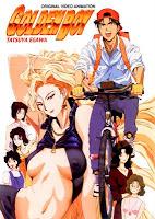 Capa da animação Golden Boy