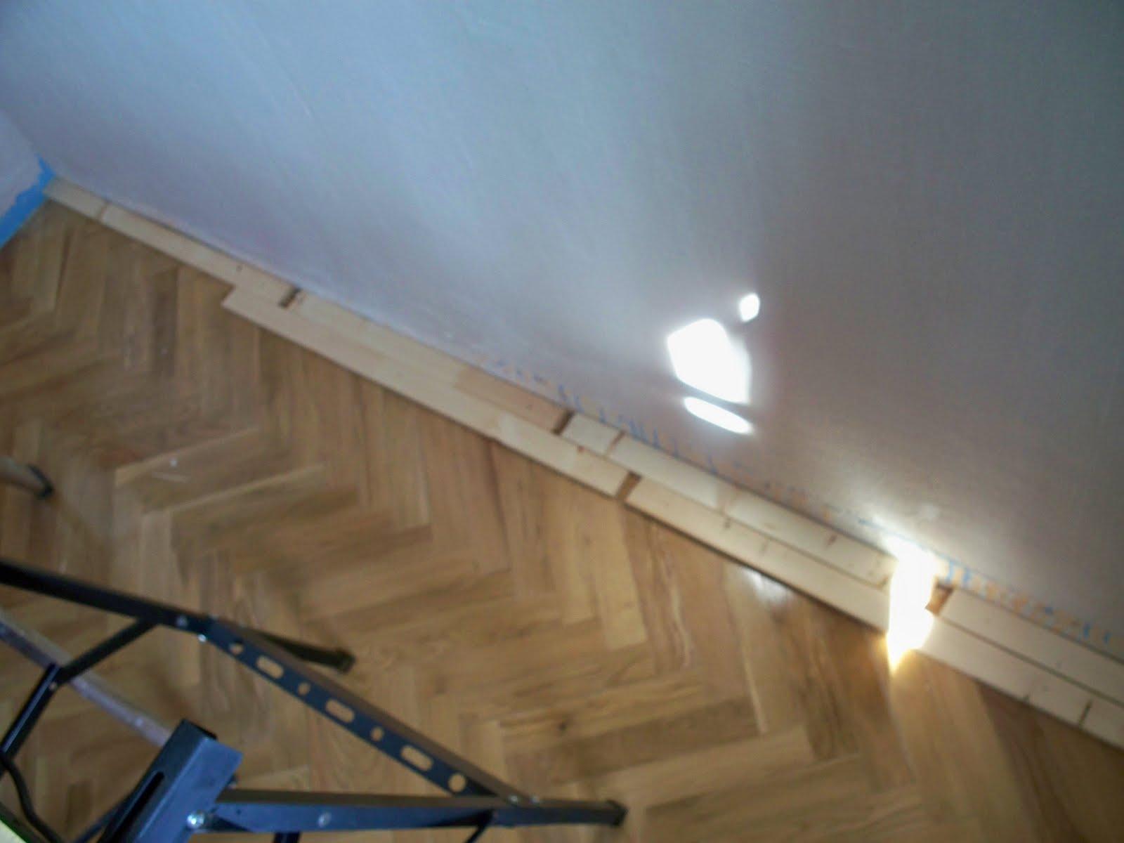 Y tu que cocinas poner un friso hasta el techo - Friso para pared ...