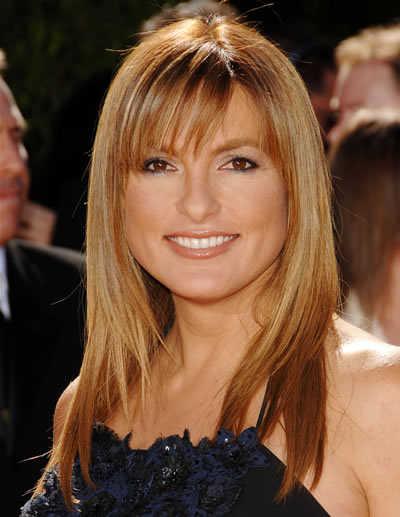 Hairstyles Haircut Ideas: Celebrity Mariska Hargitay Hairstyles ...