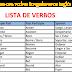 Más de 100 fichas con verbos irregulares y actividades en inglés