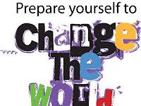 Aku Akan Mengubah Dunia