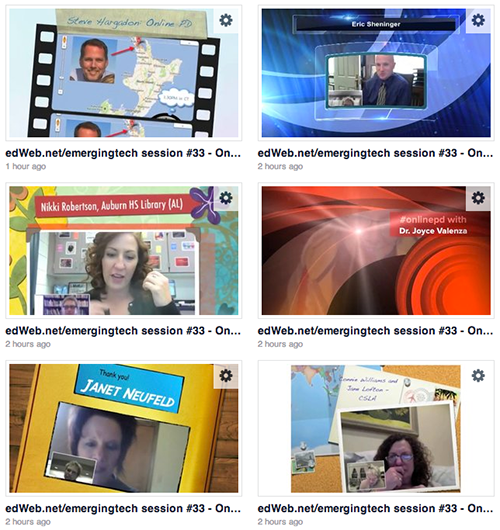 Screenshot+of+videos+for+edweb+copy Michelles PD panel and more edWeb webinar goodness