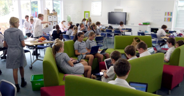Impact Of Classroom Design On Learning ~ Cabinet space environmental effects on learning