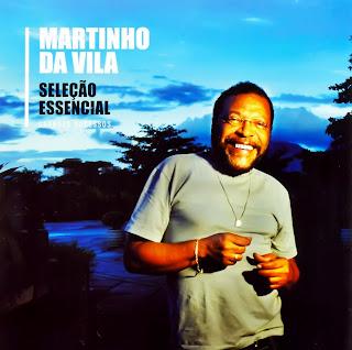 CD Martinho da Vila Seleção Essencial Grandes Sucessos