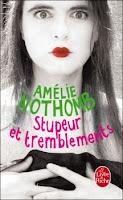 Stupeurs et Tremblements - Amélie Nothomb