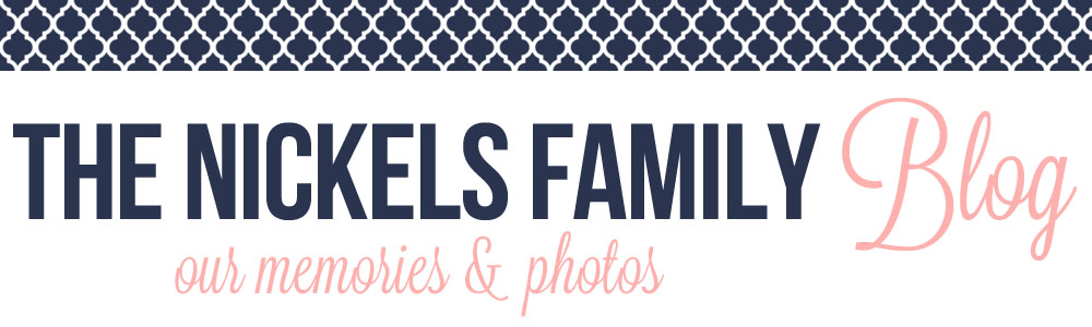 The Nickels Family {Blog}