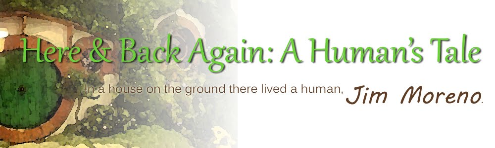 Here &amp; Back Again: A Human&#39;s Tale