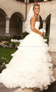ten most expensive weddings Wayne Rooney and Colleen Mclaughlin