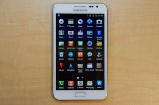 Spesifikasi Dan Harga Samsung Galaxy Note 1 N7000