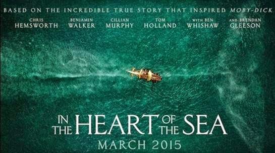 ইন দ্যা হার্ট অভ দ্যা সি, In the Heart of the Sea