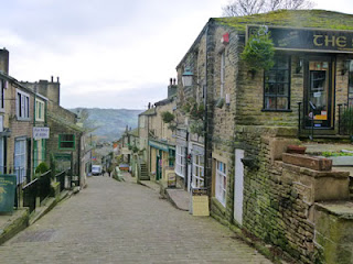Haworth, Bronte, about Britain, Yorkshire