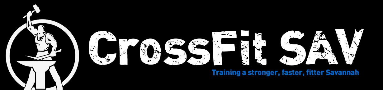 CrossFit SAV: Training a stronger, faster, fitter Savannah.
