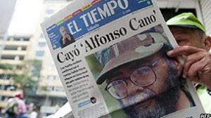 """FARC – MORTE DE CANO GERA CLIMA DE """"TRIUNFO"""" EM OPINIÃO PÚBLICA COLOMBIANA"""