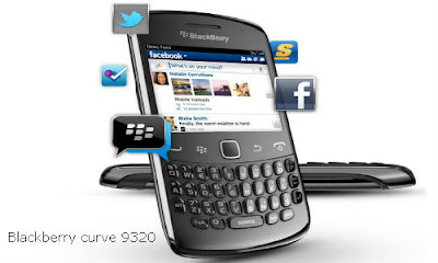 Will BlackBerry Curve 9320 Available In Blue Color