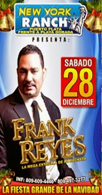 FRANK REYES NEW YORK RANCH