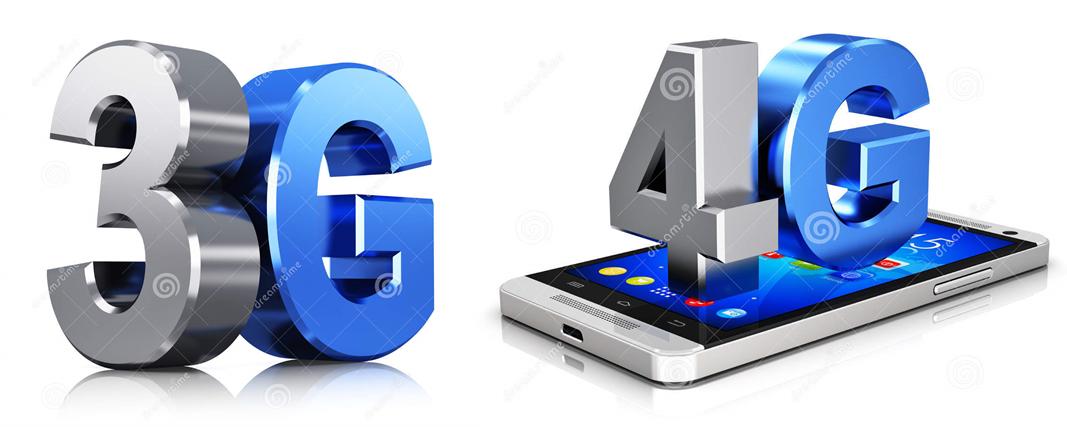 4G LTE 3G