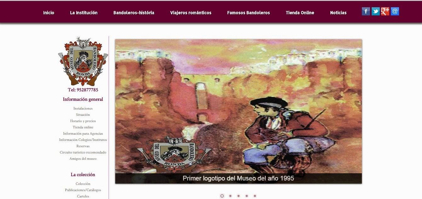 PÁGINA OFICIAL DEL MUSEO