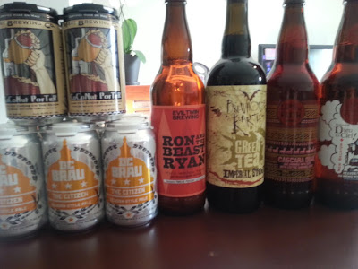 Great beers from Maui Brewing, DC Brau, Evil Twin, Flying Dog and a New Belgium / Dieu du Ciel collaboration!
