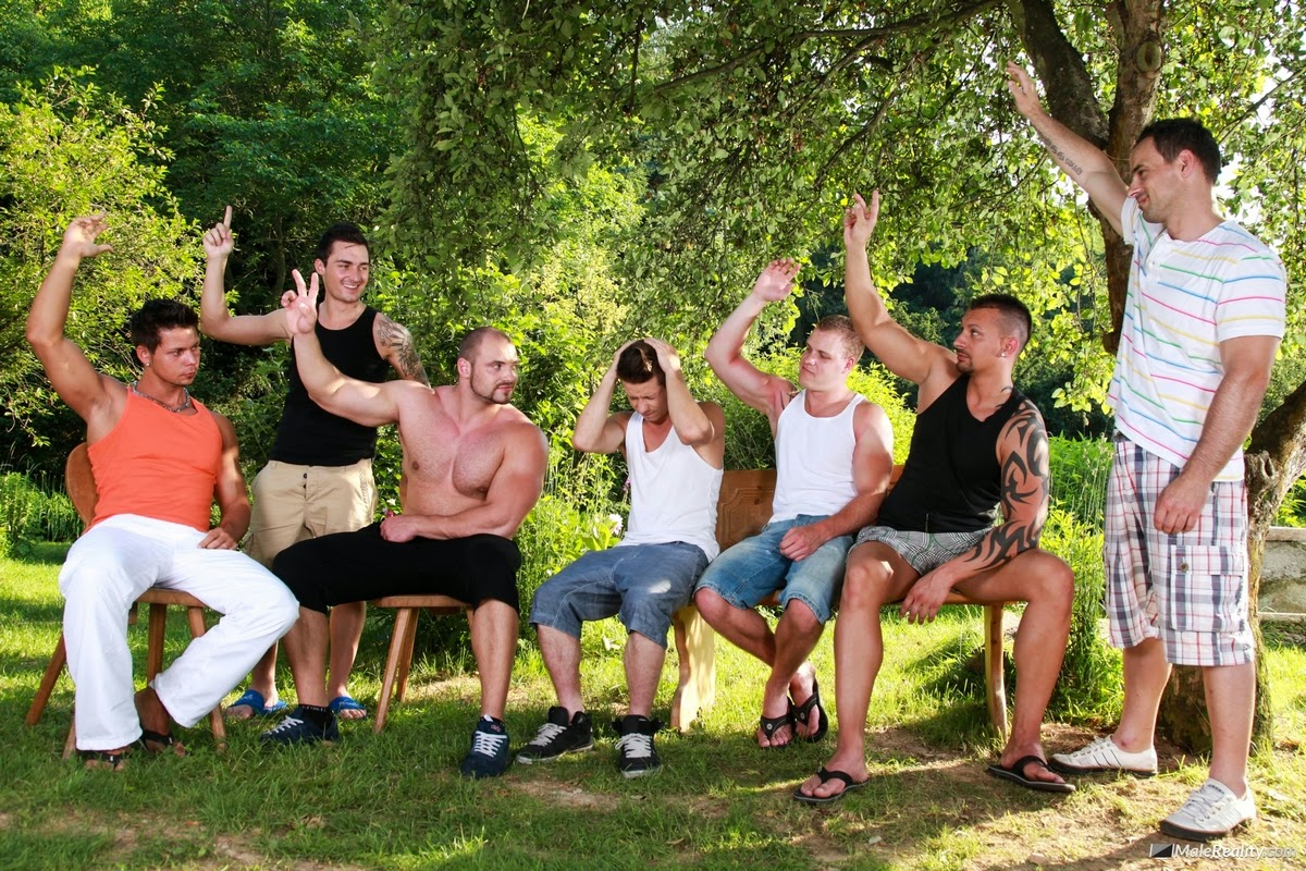 gay porn, group, sucking, Bukkake, big cocks, cumshot, facial, hunks, tattoos, muscle guys, gay slut, Stanley Stone, Andy West, Tony Angelo, Ennio Guardi, Paul Fresh, Tomm, Andy,