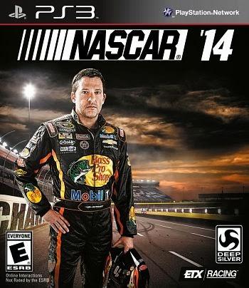 NASCAR 14 PS3-iMARS