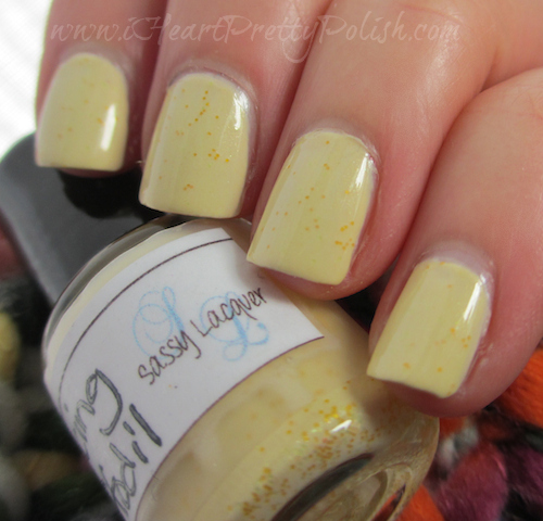 Sassy Lacquer Dancing Daffodil