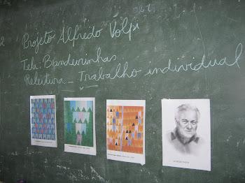 Projeto Alfredo Volpi - 2012